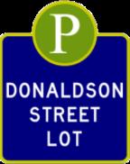 PARK Fayetteville Parking Facility - Donaldson Street