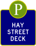 PARK Fayetteville Parking Facility - Hay Street